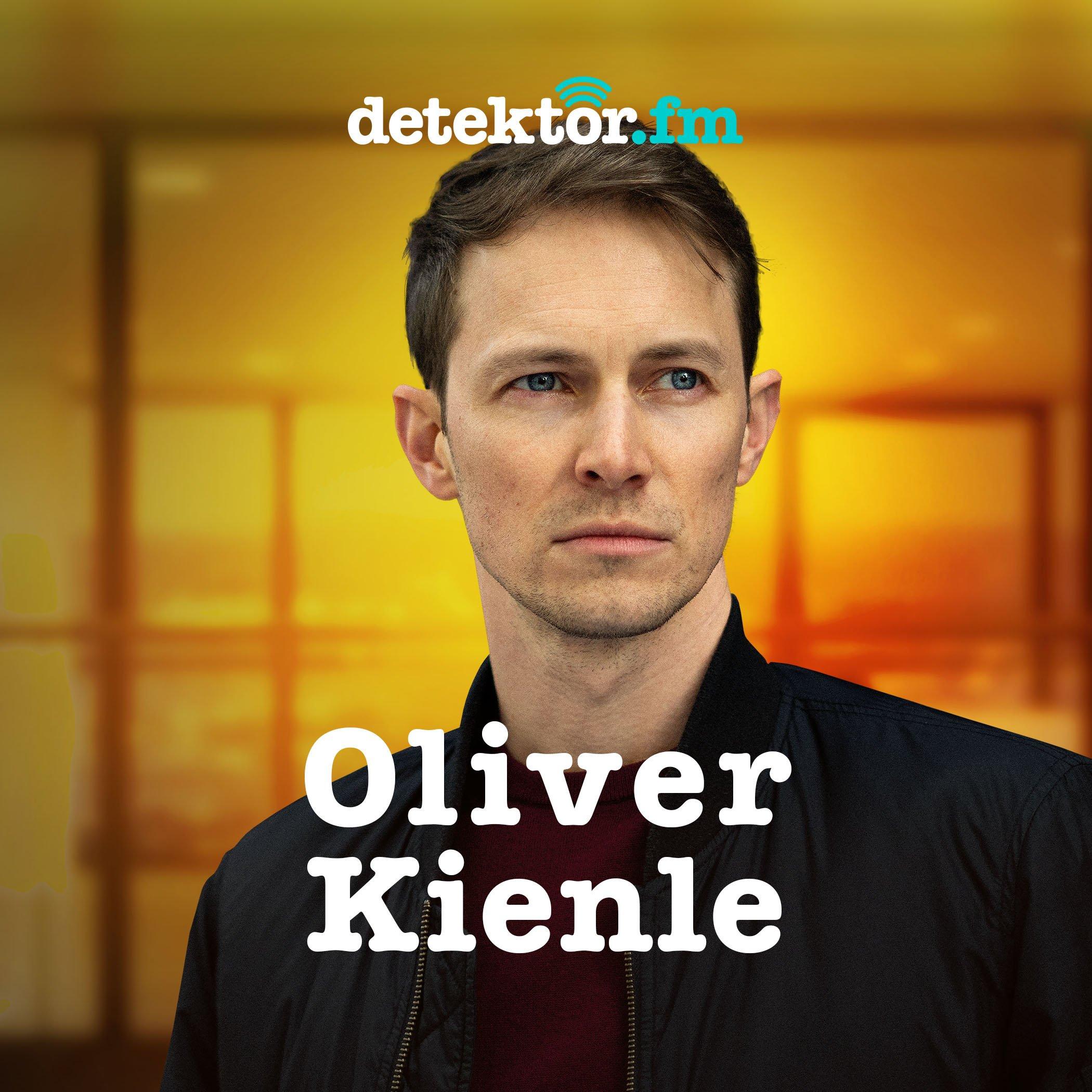 Oliver Kienle, Bad-Banks-Autor – Süchtig nach Arbeit
