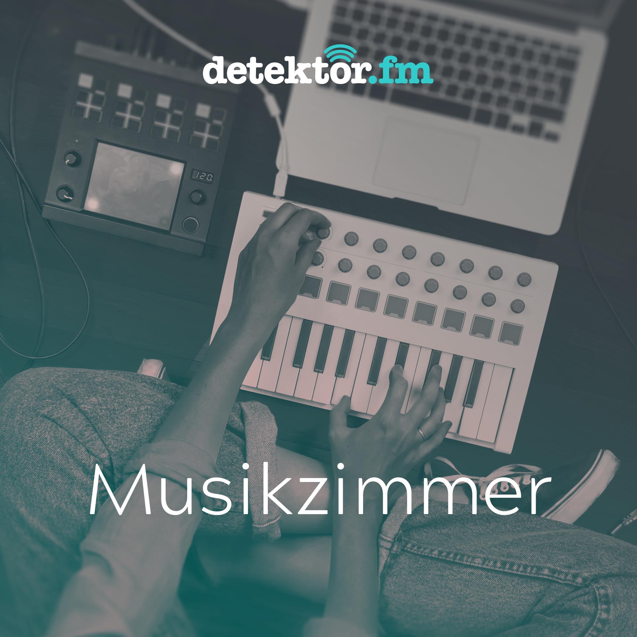 Musikzimmer – der Podcast zur Musikszene im deutschsprachigen Raum - Mehr Inhalt, mehr Gäste, mehr Playlist