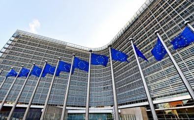 EU-Kommission in Brüssel. Foto: roibu / shutterstock