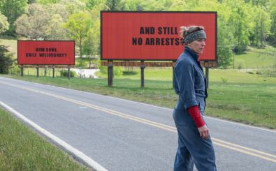 Three Billboards Outside Ebbing, Missouri. Foto:  2020 ARD / Degeto / © 2017 Twentieth Century Fox Film Corp.