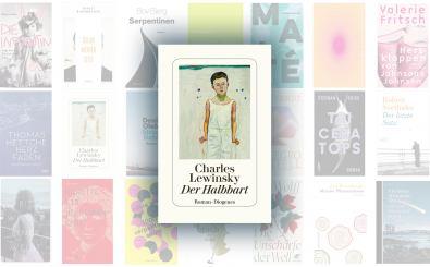 """Charles Lewinsky ist mit seinem Roman """"Der Halbbart"""" für den Deutsch Buchpreis nominiert."""