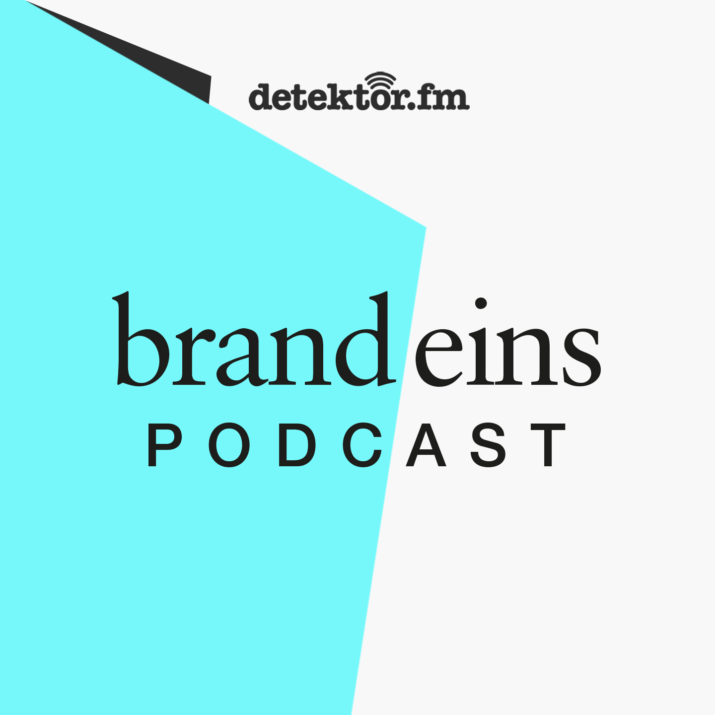 brand eins Podcast - cover