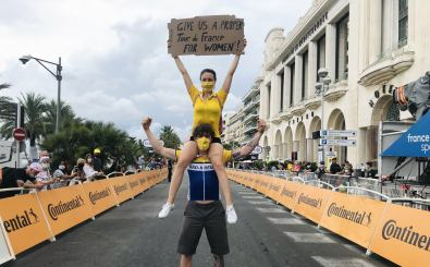 Tour de France for Women. Foto: She36