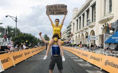 Tour de France for Women. Foto: She36