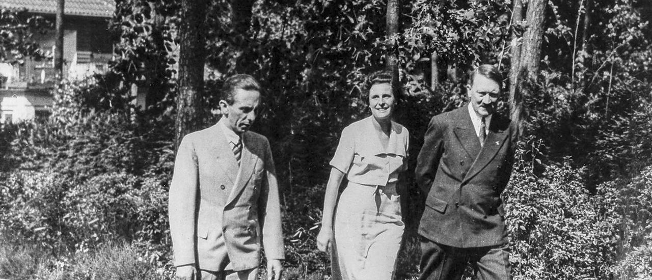 Leni Riefenstahl | Nara National Archives – Heinrich Hoffmann