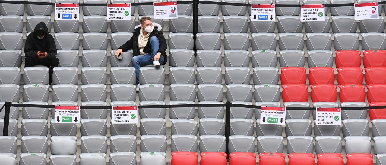 Christof Stache / AFP