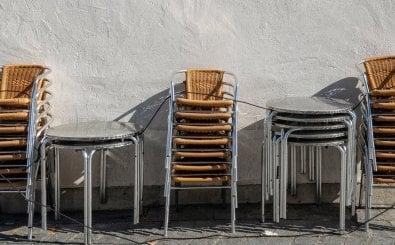 Viele Betriebe mussten zu bleiben. Foto: Jazzmany / shutterstock.com