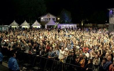 Haldern Pop – Dorf mit Festival. Quelle: WDR