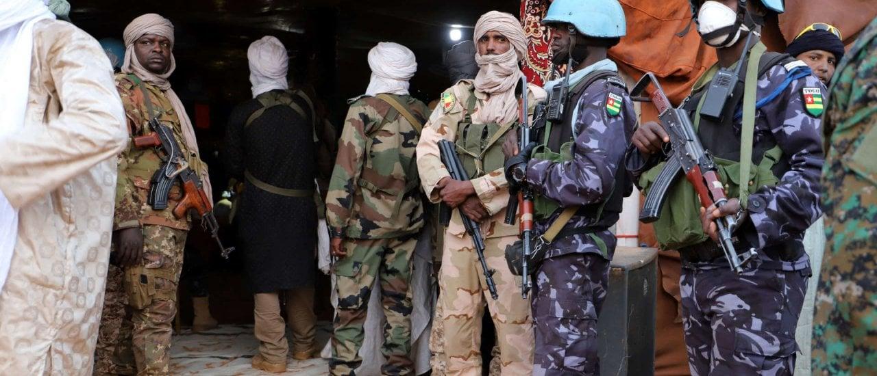 Foto: Souleymane Ag Agnara/AFP