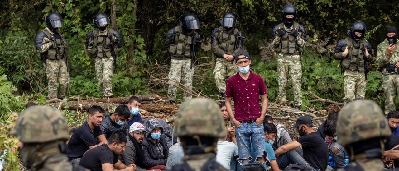 Bild:  WOJTEK RADWANSKI / AFP